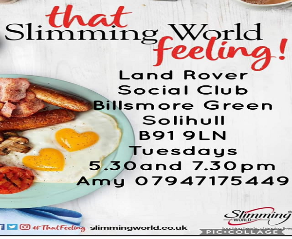 Slimming Worlds Tuesdays